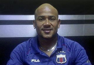Rorys Aragón Ecuadorian footballer