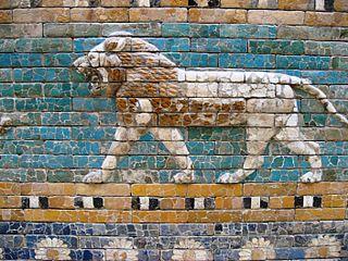 Le Lion en Asie dans LION 320px-Pergamon_Museum_Berlin_2007113
