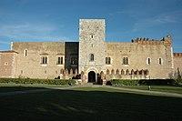 Perpinyà - Palau dels Reis de Mallorca - Façana de ponent.jpg
