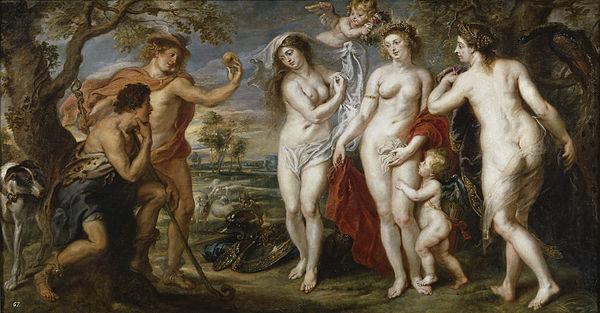 Древние голые люди