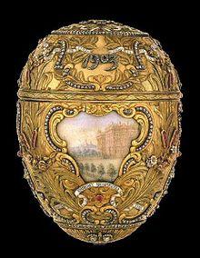 Uova Di Ceramica Dipinte A Mano.Uova Faberge Wikipedia