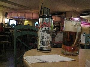 Beer in Jordan - Petra beer