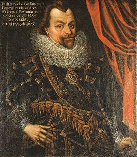 Philipp Julius, Duke of Pomerania