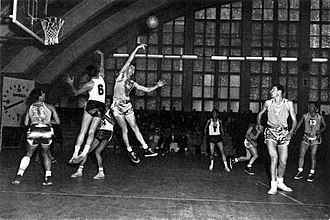 Philippines men's national basketball team - Philippines vs Argentina at the 1952 Summer Olympics