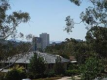 Australian capital hill swinger territory