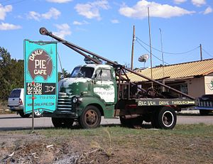 Pie Town, New Mexico - Image: Pie Town