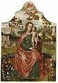 Pieter Claeissens (II) - The Virgin and Child in a garden.jpg
