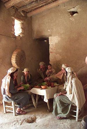 Nazareth Village - House in Nazareth Village