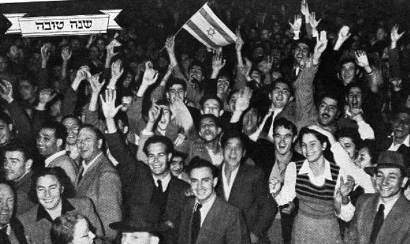 חגיגות הכרזת העצמאות בתל אביב