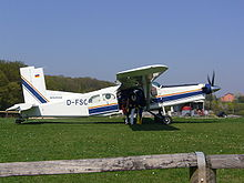 Pilatus PC6 Turbo Porter