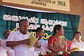 Pinarayi Vijayan inagurating international Reserch institute in ayurveda,Kalliad (6).jpg