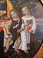 Pinturicchio, sacra famiglia con san giovannino 2.JPG