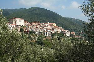 Pisciotta - Image: Pisciotta Italy