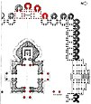Plan one forth of Rudra Mahalaya Jami Mosque Sidhpur Gujarat India.jpg