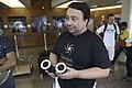 Planetário de Brasília transmite o Eclipse Solar ao vivo (32283293124).jpg