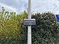 Plaque Rue Simone Beauvoir - Noisy-le-Sec (FR93) - 2021-04-16 - 2.jpg