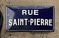 Plaque Rue St Pierre - Mâcon (FR71) - 2020-12-22 - 1.jpg