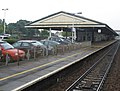 Platform 3, at Newton Abbot railway station - geograph.org.uk - 1382903.jpg