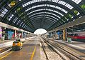 Platforms at Milano Centrale Stazione central trainshed.jpg