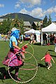 Playing with hula hoops at Whistler Children's Festival (9365742343).jpg