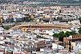 Plaza de toros de Sevilla desde Giralda.jpg