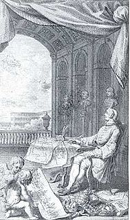 Karl Ludwig von Pöllnitz German Baron