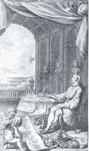 Karl Ludwig von Pöllnitz - Karl Ludwig von Pöllnitz.