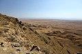Pohled do Ázerbajdžánu od kláštera Davida Garedži - panoramio.jpg
