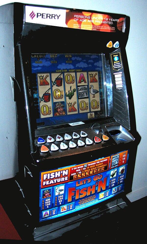 Slot machines new zealand