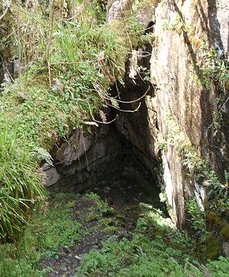 Pollnagollum - Pollnagollum entrance pothole