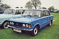 Polski Fiat 125p (después de 1975)