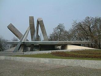 Poznań Army - A monument to Poznań army in Poznań.