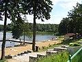 Pomost na Jeziorze Leśnym - panoramio.jpg