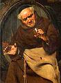 Pompeo Massani (1850 - 1920) Moine au verre de vin.jpg