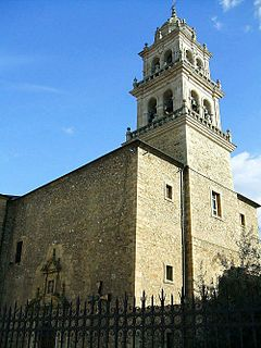 Ponferrada - Basilica de Nuestra Señora de la Encina 04.jpg