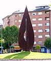 Ponferrada - Plaza de los Donantes de Sangre 3.jpg