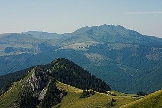 Pip Ivan (Maramureș) Mountain in Ukraine