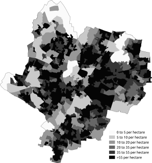 Demography of Leicester Overview of the demography of Leicester