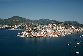 Poros Place in Greece