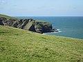 Port Isaac Hills, Cornwall (461127) (9458470748).jpg