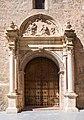 Portail église de l'Incarnation, Loja, Andalousie, Espagne.jpg