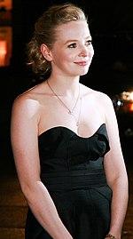 Schauspieler Portia Doubleday