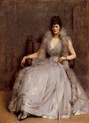 Portrait of Cecilia Tower