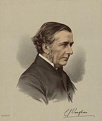 Charles John Vaughan, Dean of Llandaff