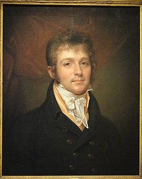 Portrait of Edward Shippen Burd of Philadelphia, circa 1806-1808, by Rembrandt Peale - SAAM - DSC00916.JPG