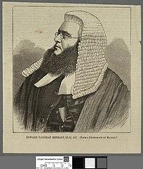 Edward Vaughan Kenealy, LL.D., Q.C