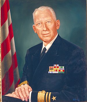 Director of the National Security Agency - Image: Portrait of Laurence H. Frost
