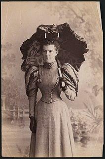 Margaret Matilda White New Zealand photographer and nurse (1868-1910)