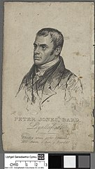 Peter Jones, Bard, Llynlleifiad