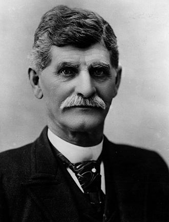 John Bryson (mayor) - Portrait of John Bryson Sr